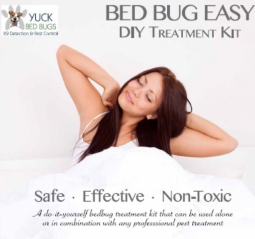 $99 Bed Bug Relief Kit Will Change the Trajectory of Bed Bugs in USA
