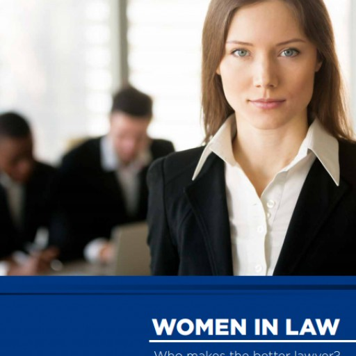 Women Lawyers Significantly Better, Study Finds