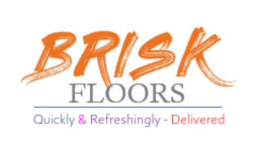 Brisk Floors Emerges to Offer Flooring Directly to Contractors and Consumers in Official National Launch