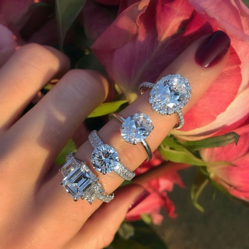 Experts at Rottermond Jewelers Reveal the Top Four Engagement Ring Trends of This Year