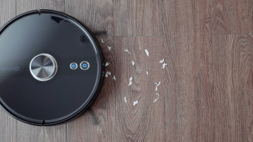 OOCCI Smart UV Sanitizing Robot Map & Vacuum - Deeply Clean Your Floors