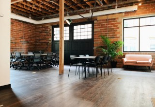 Creative Team space designed for collaboration and creativity