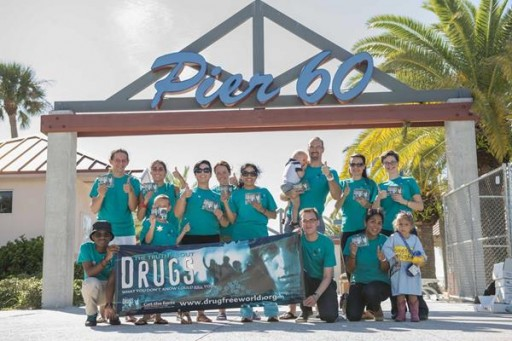 Running to Raise Awareness on the Dangers of Drugs