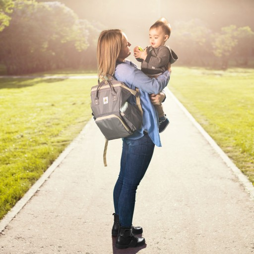 Diaper Backpack is the Gift Active Parents Actually Appreciate