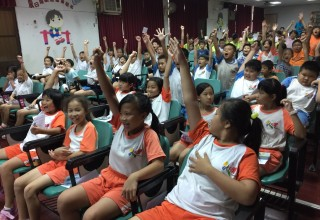 The Truth About Drugs is geared to reach children and teens and involve them in making the decision to live drug-free.