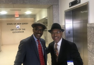 Trenton Businessman Tracey Syphax and Attorney H. Robert Tillman