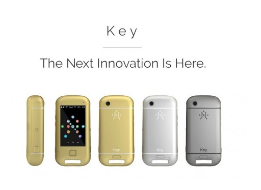 Newage-Innovations LLC Unveils the Revolutionary Key™ for iPhone and Android