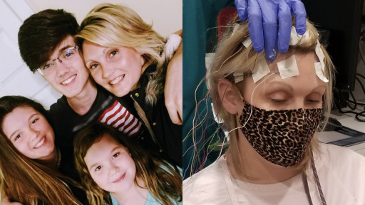 Family Left With Questions, Mounting Medical Bills as Mother of Three Diagnosed With Rare 'Migralepsy'