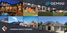 Modern Family Houses and Gemini Dollar