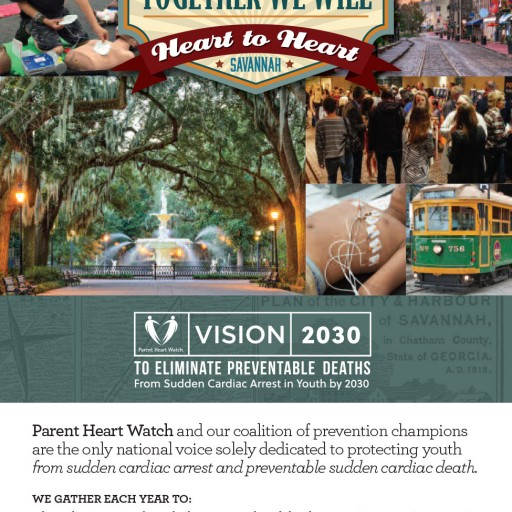 Parent Heart Watch's 13th Annual National Heart To Heart