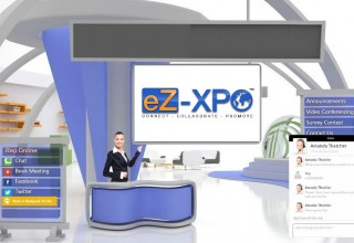 Virtual Exhibition Booth
