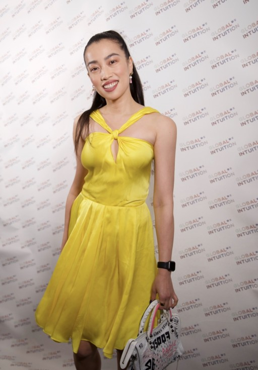 Global Intuition and Yi Zhou Celebrate  With Infolist at the Mondrian
