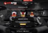 Gamentio_Website_UI