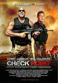 Check Point Movie Poster