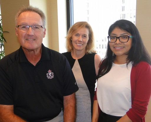 Neubert, Pepe & Monteith, P.C. Welcomes Intern Monica Torrijos