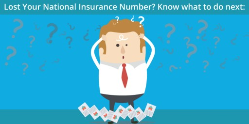 What to Do When You Lose Your UTR or National Insurance Number, According to DNS Accountants