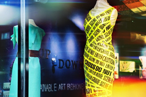 The First Immersive & Interactive Sustainable Art Fashion Pop-Up Exhibition in New York City