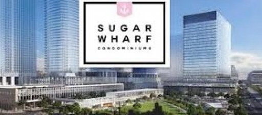 Condos HQ Proudly Announces the Launch of Sugar Wharf Condos in Toronto