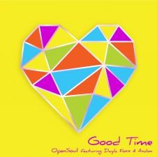 Good Time Single Album Art