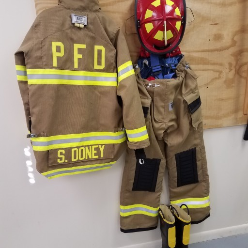 Portsmouth, Virginia Firefighters Receive Second Set of Turnout Gear