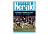 Boston Herald Names Devin DeMeritt All Scholastic
