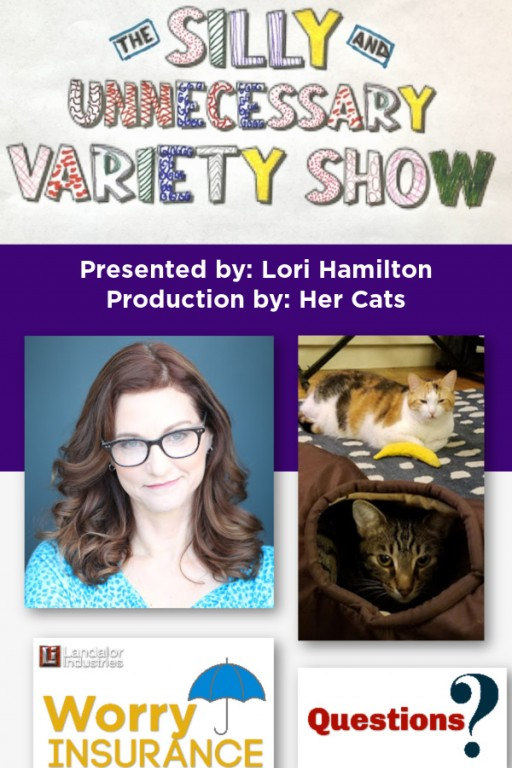 Live and Online From New York, Comedian Lori Hamilton Performs a One-Woman Variety Show
