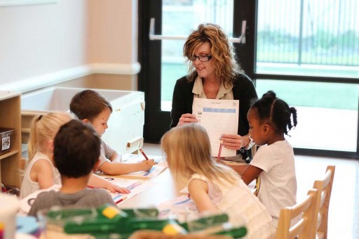 Children's Learning Adventure is Preparing Students for Kindergarten