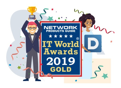 Alloy Software Wins Gold in the 2019 IT World Awards