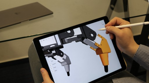 Shapr3D Brings Powerful 3D CAD Modeling to iPad Pro