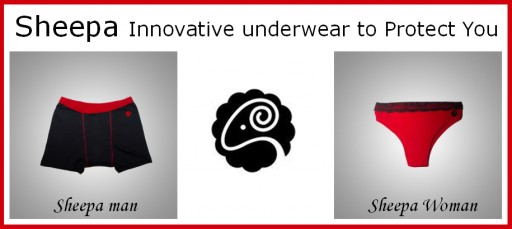 The Sheepa Underwear Line Provides Amazing Health Benefits