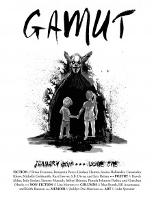 Gamut Magazine Issue 1