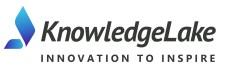 KnowledgeLake logo