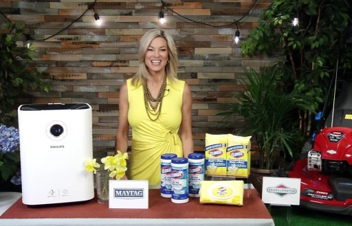 Spring Cleaning Survival Guide From 'Mom on the Run' Colleen Burns on Tips on TV Blog