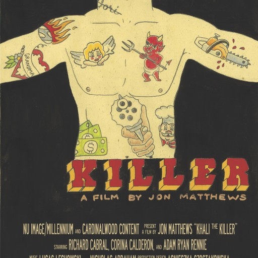 Jon Matthews' 'Khali the Killer' to Premiere at Portland Film Festival 2017