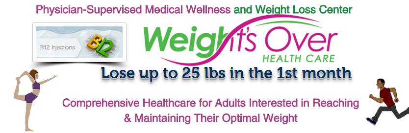 Vitamin B12 Injections Offered Every Day of the Week at Our Location