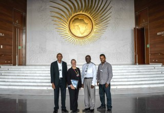 African Union in Addis Ababa