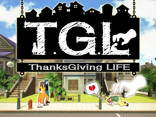 DDT Games Starts Kickstarter Campaign to Complete the Development of TGL: ThanksGiving LIFE