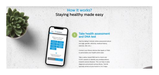 Healthdom Launches App to Help People Prevent Death