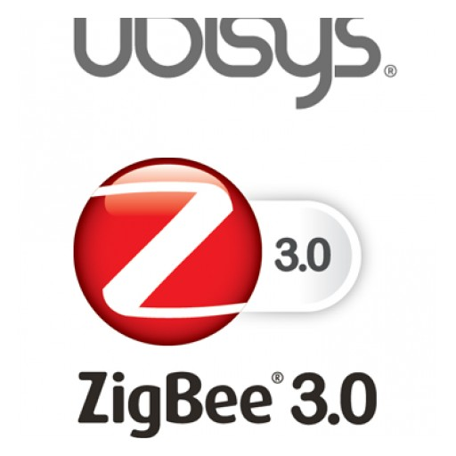 State-of-the-Art Ubisys ZigBee 3.0 Technology Embedded in Qorvo's New Line of Smart home/IoT Products