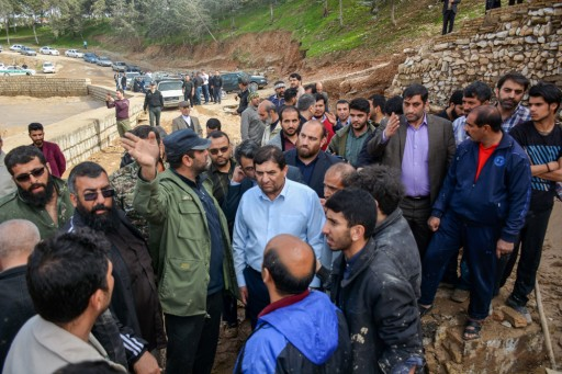 From North to South, Barakat Foundation and Setad Rush to Help Iran's Flood-Hit Areas