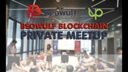 Beowulf Blockchain Private Meetup - August 15, 2019