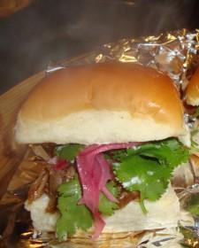 Pulled Pork Sliders by Chef Keith Kornfeld