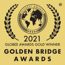 2021 Globee Awards Gold Winner