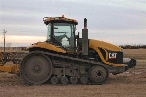 Larson Electronics Releases Tractor LED Light Kit for Caterpillar Cat Challenger MT 865C Tractors
