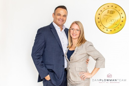 Dan Plowman Team Has Been Recognized Among Canada's Top 50 Real Estate Teams by REP Magazine