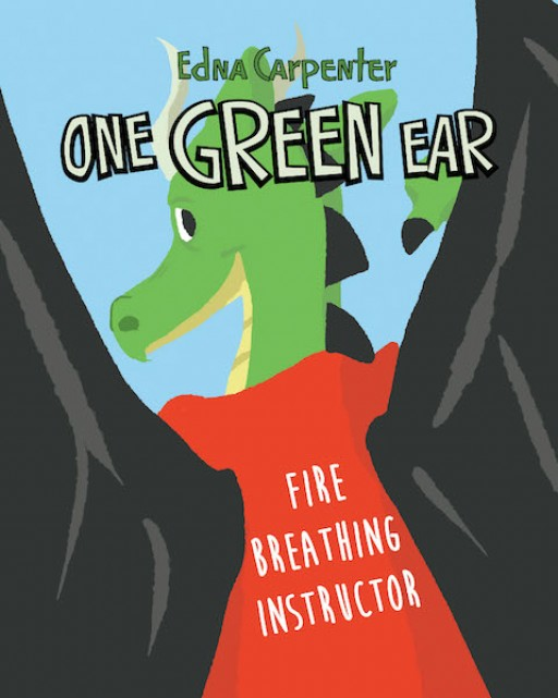 """Edna Carpenter's New Book """"One Green Ear"""" is a Lovely Tale of Self-Acceptance and Understanding for the World and Its Beauty."""