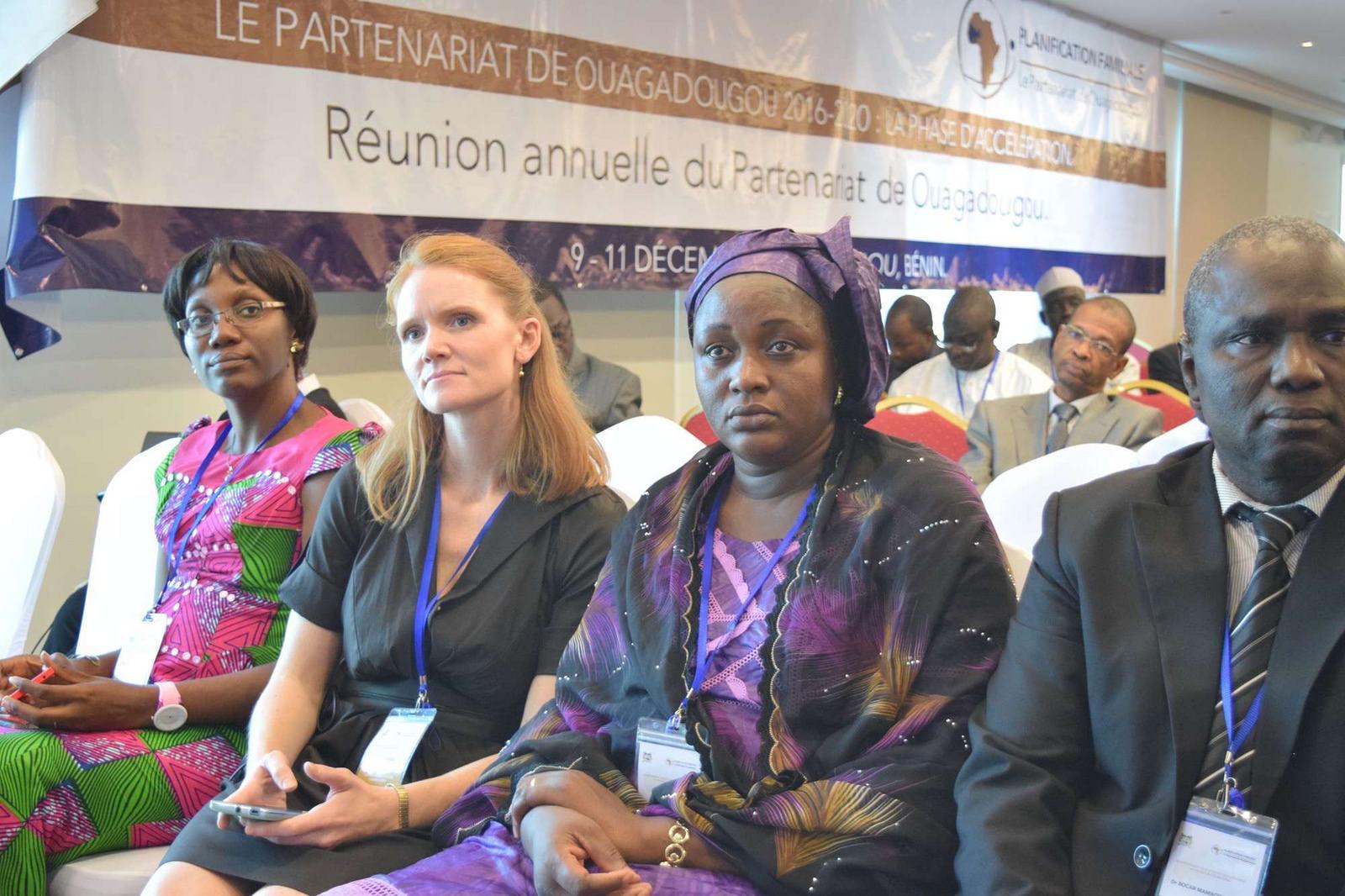 ouagadougou partnership holds  annual meeting dec     abidjan cote divoire
