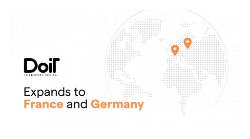 DoiT International Announces Expansion to France and Germany