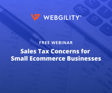 Sales Tax Concerns for Small Ecommerce Businesses