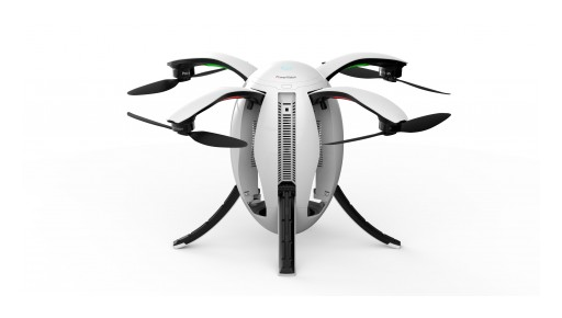 PowerVision Launches PowerEgg - the World's Most Intuitive Consumer Drone